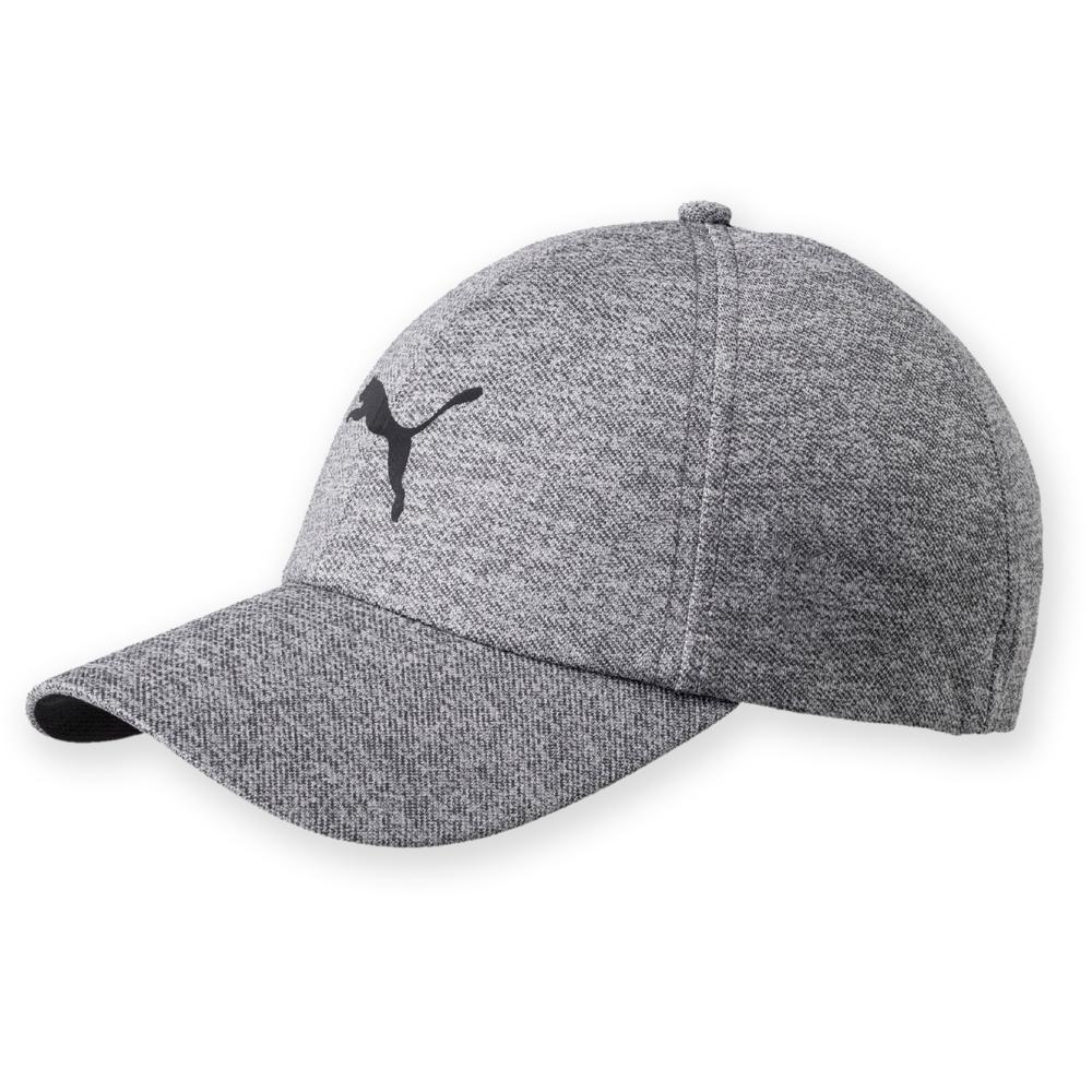 PUMA-男女流行系列棒球帽-中麻花灰