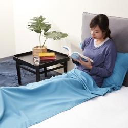 寬庭行旅-琉森-旅行用便攜隔離薄睡袋-附收納袋/單人