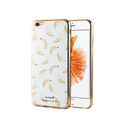 VXTRA iPhone6s/6 Plus 5.5吋 電鍍浮雕 彩繪軟式手機殼(...