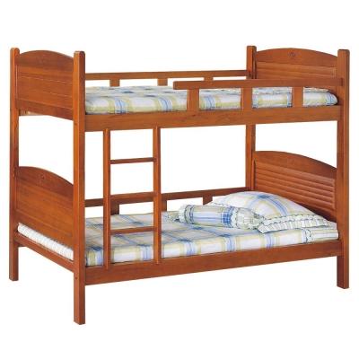 愛比家具 德凱3.5尺雙層床(兩色可選.不含床墊)