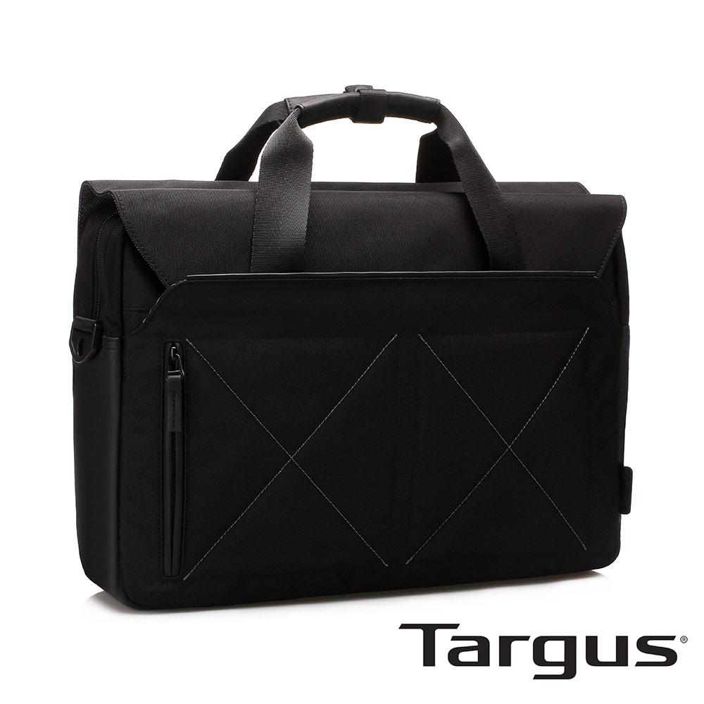 Targus T-1211 都會雅痞 15.6 吋行動公事包-都會黑