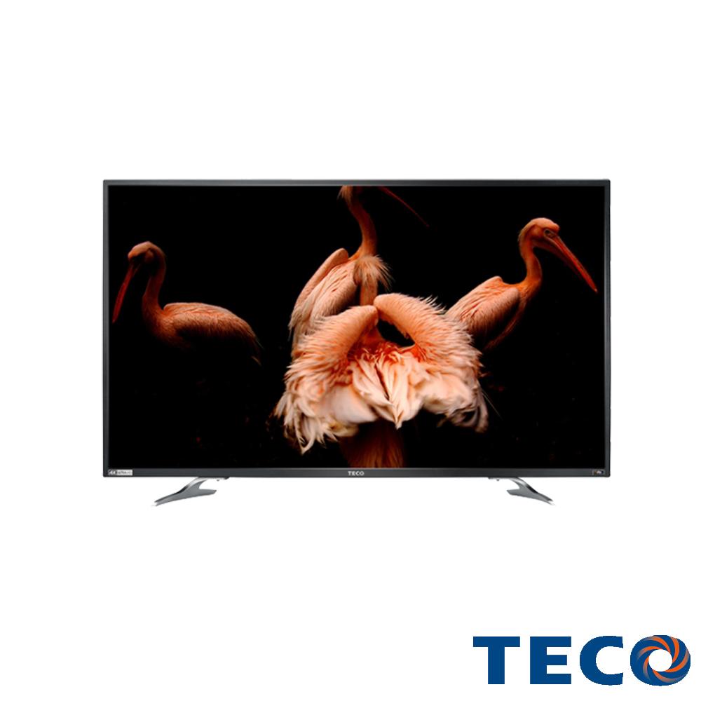 TECO東元 50吋 真4K Smart液晶顯示器 視訊盒 TL50U1TRE