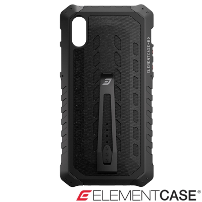 美國 Element Case iPhone X Black Ops防摔手機保護...