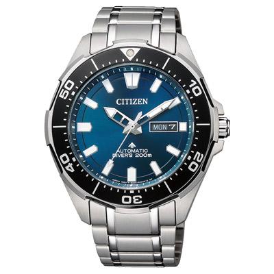 CITIZEN 鈦金屬防水機械男腕錶-NY0070-83L-42mm