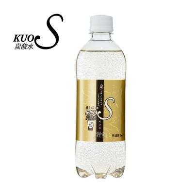 KUOS酷氏 威士忌風味氣泡水(500mlx24瓶)