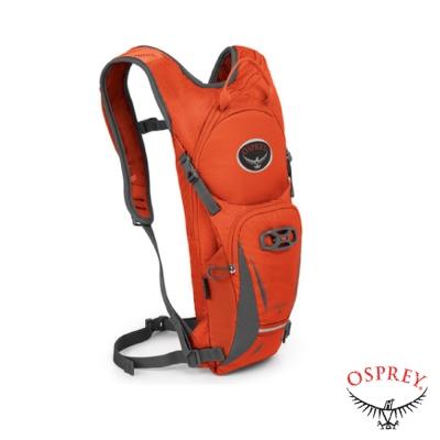美國-OSPREY-Viper-3L-多功能自行車水袋背包-火焰橘