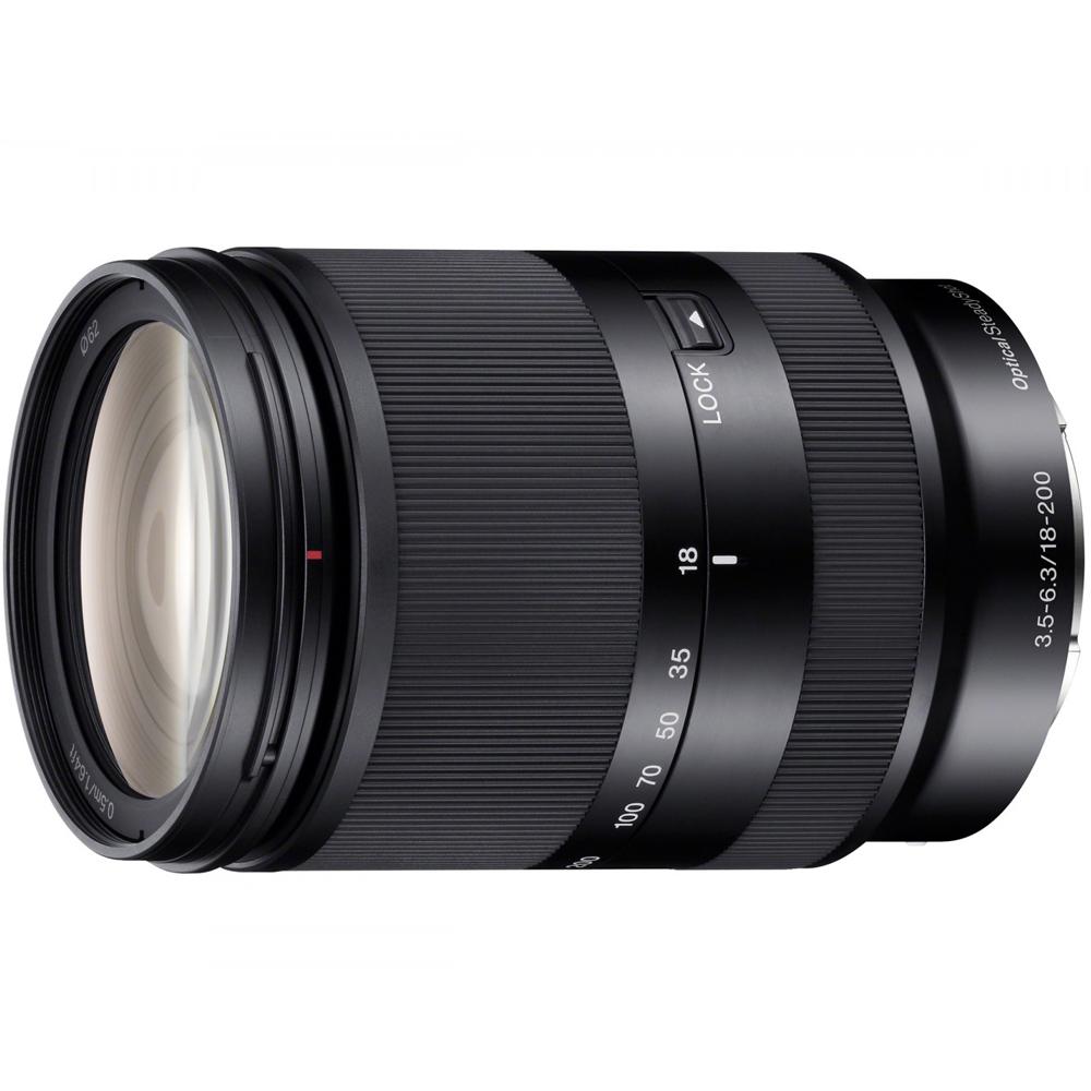 SONY E18-200mm F3.5-6.3 OSS LE望遠變焦鏡頭(平行輸入)
