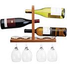 KitchenCraft T型壁面酒杯酒架