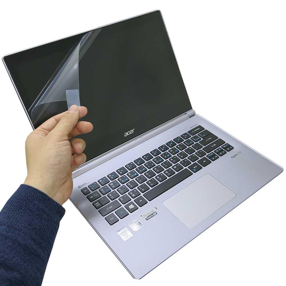 EZstick ACER Aspire S3-392 (特殊) 亮面防藍光螢幕貼