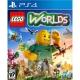(預購)樂高世界 - PS4 亞版 中文版
