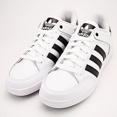 ADIDAS-男休閒鞋BY4056-白