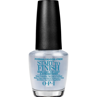OPI Start To Finish 護甲亮光兩用指甲油15ml(NTT71)
