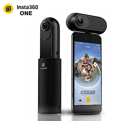 INSTA360 ONE 黑 64G超強自拍組 (公司貨)
