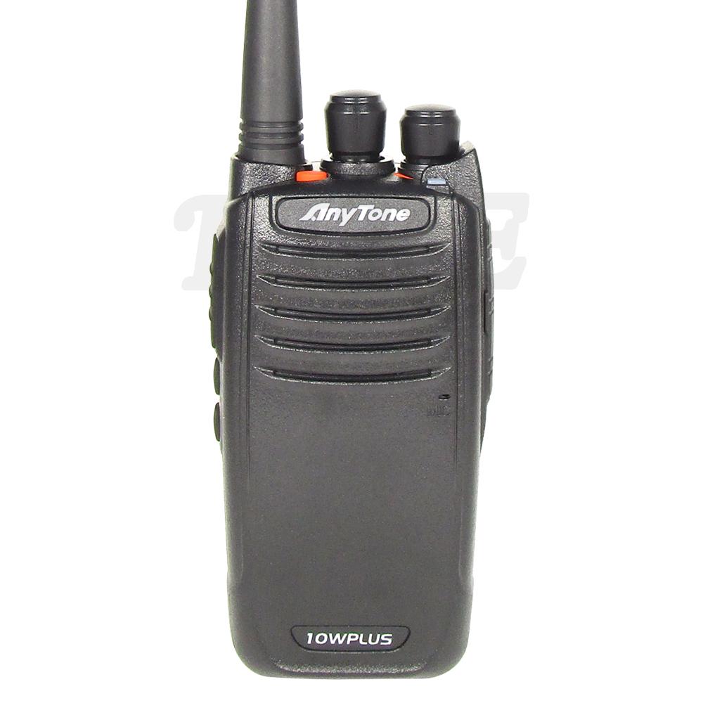 AnyTone AT-10WPLUS 長距離 業務型 無線電對講機