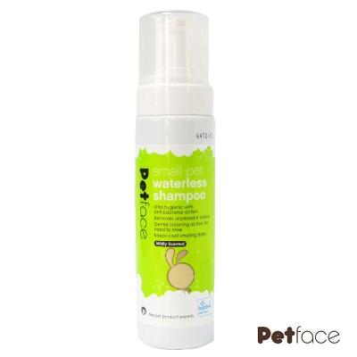 Petface除臭殺菌乾洗慕斯、小動物用、200ml*2瓶