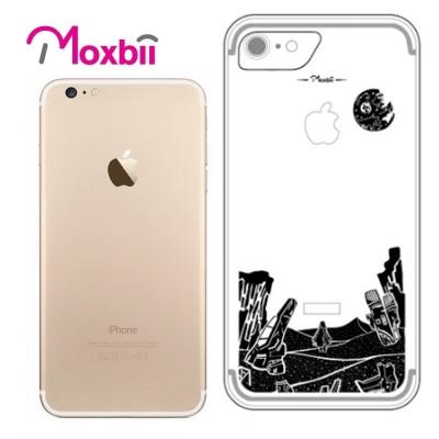 Moxbii iPhone 7 4.7吋 simpOcase光雕殼-荒漠行者