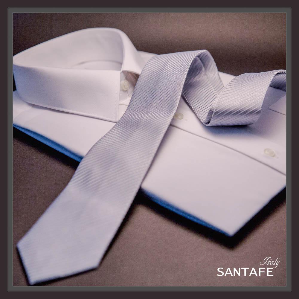 SANTAFE 韓國進口中窄版7公分流行領帶 (KT-980-1601007)