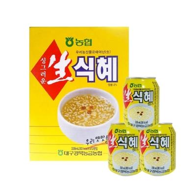 韓味不二 麥芽甜湯(238mlx12入)