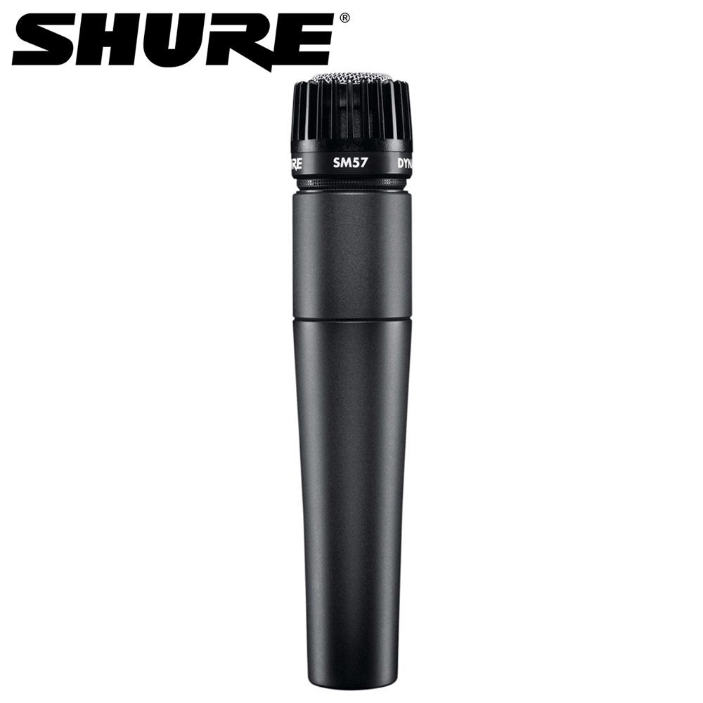 SHURE SM57 動圈式 專業收音麥克風