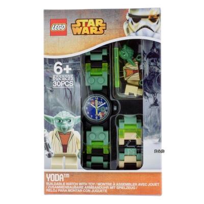 樂高積木 LEGO 兒童手錶 - 星際大戰 尤達