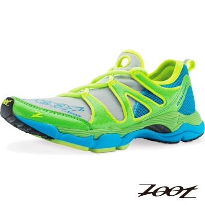 【ZOOT】肯尼3.0頂級極致型跑鞋 運動鞋(女)(蘋果綠)Z130103101