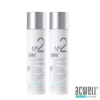 ACWELL艾珂薇 乾燥對策二入組(保濕舒緩乳液130mlX2)