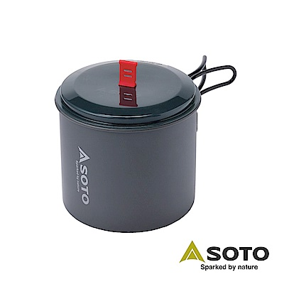 SOTO 輕量登山輕巧鍋 SOD-511