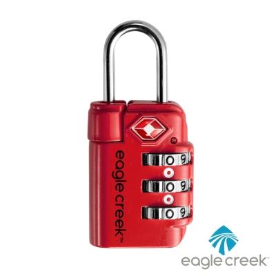 美國Eagle Creek 安全TSA海關密碼鎖(紅色)