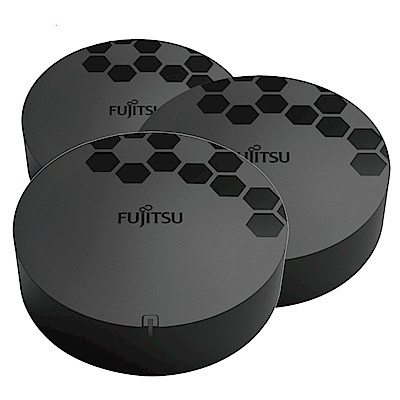 Fujitsu AC1200 Mesh Router網狀無線路由器RT500 (三入組)
