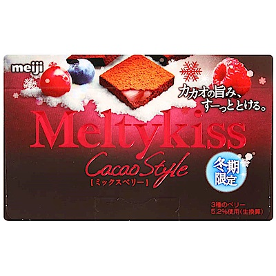 明治製果 綜合莓果巧克力(44g)