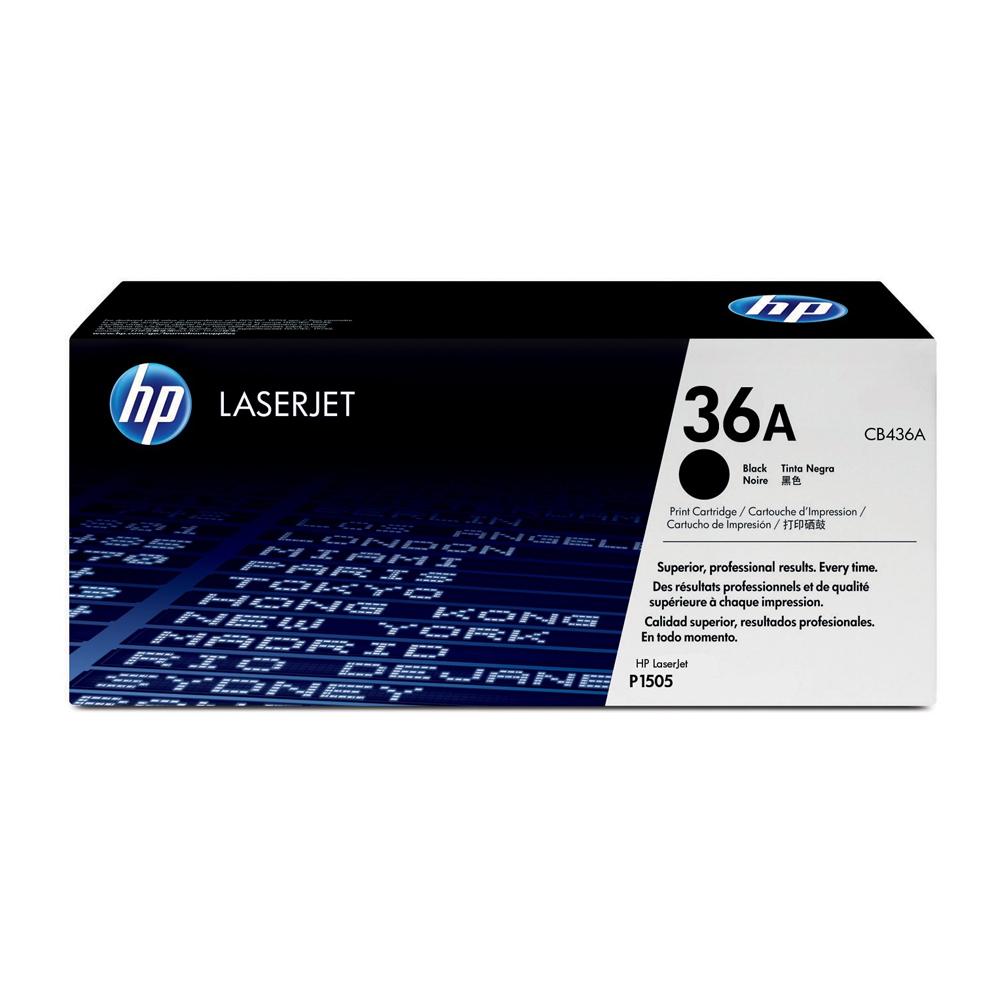 HP CB436A原廠碳粉匣