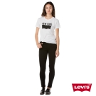 711 緊身窄管丹寧牛仔褲  黑色  亞洲版型  延續款 - Levis