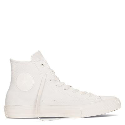 CONVERSE-男休閒鞋155763C-白