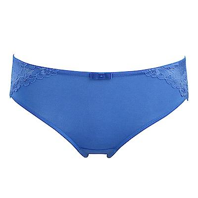 黛安芬-危險V曲線 M-EL中腰內褲(湛藍大地)