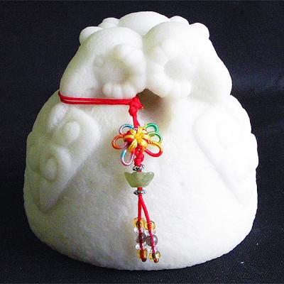 開運陶源  十二生肖【羊】白晶大理石*限量888