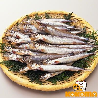 極鮮配 柳葉魚 (90g±10%/盒)-10盒