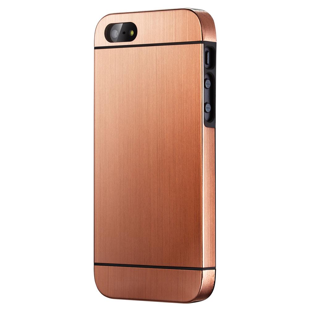 GOOCHOICE龜嚴選 變形鋼鐵聯盟iPhone5/5S 保護殼 (香檳金)