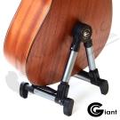 GIANT 鋁合金 多功能可調式 吉他 貝斯 琴架(鐵灰色)
