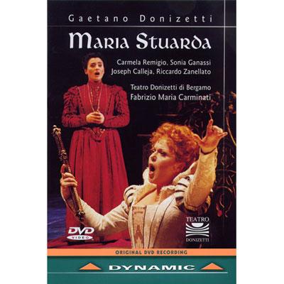 董尼才第 - 歌劇《瑪莉亞‧史都華特》 DVD