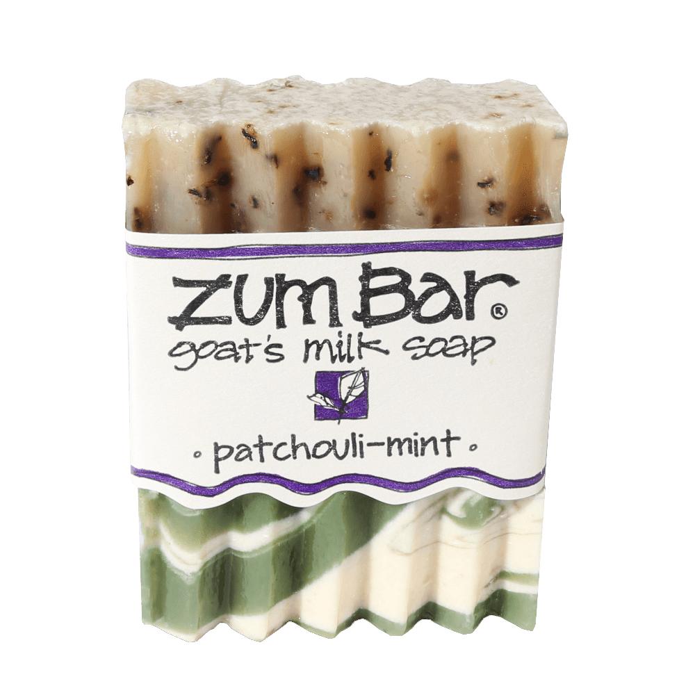 Indigo Wild-Zum Bar天然精油冷製手工羊奶皂(廣藿香薄荷)85±5g