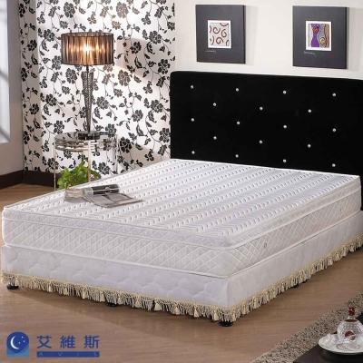 AVIS艾維斯 歐式提花新工法三線獨立筒床墊-雙人加大6尺
