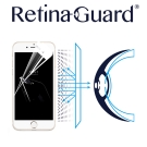 RetinaGuard視網盾iPhone 7 Plus 5.5吋 防藍光保護膜 (白框款)