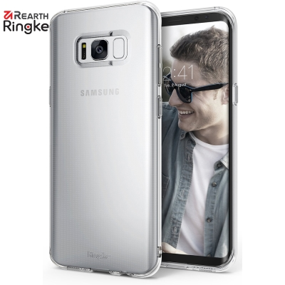 Ringke 三星 Galaxy S8 Plus Air 纖薄吸震軟質手機殼
