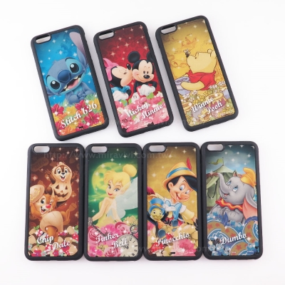 Disney迪士尼iPhone 6/6s Plus防手滑保護殼_星光經典
