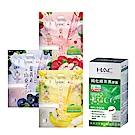 HAC 綜合高纖奶昔(150gX3袋)+純化綠茶素膠囊(90粒/瓶)