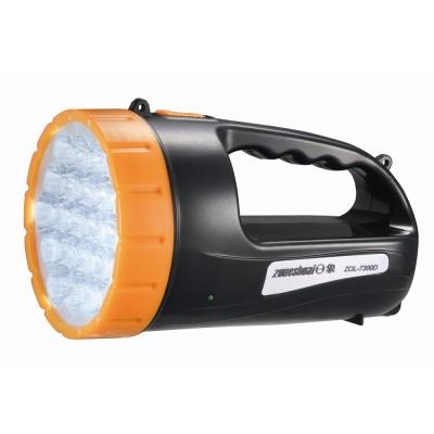 日象19Lamp極亮充電式數位探照燈-ZOL-7300D