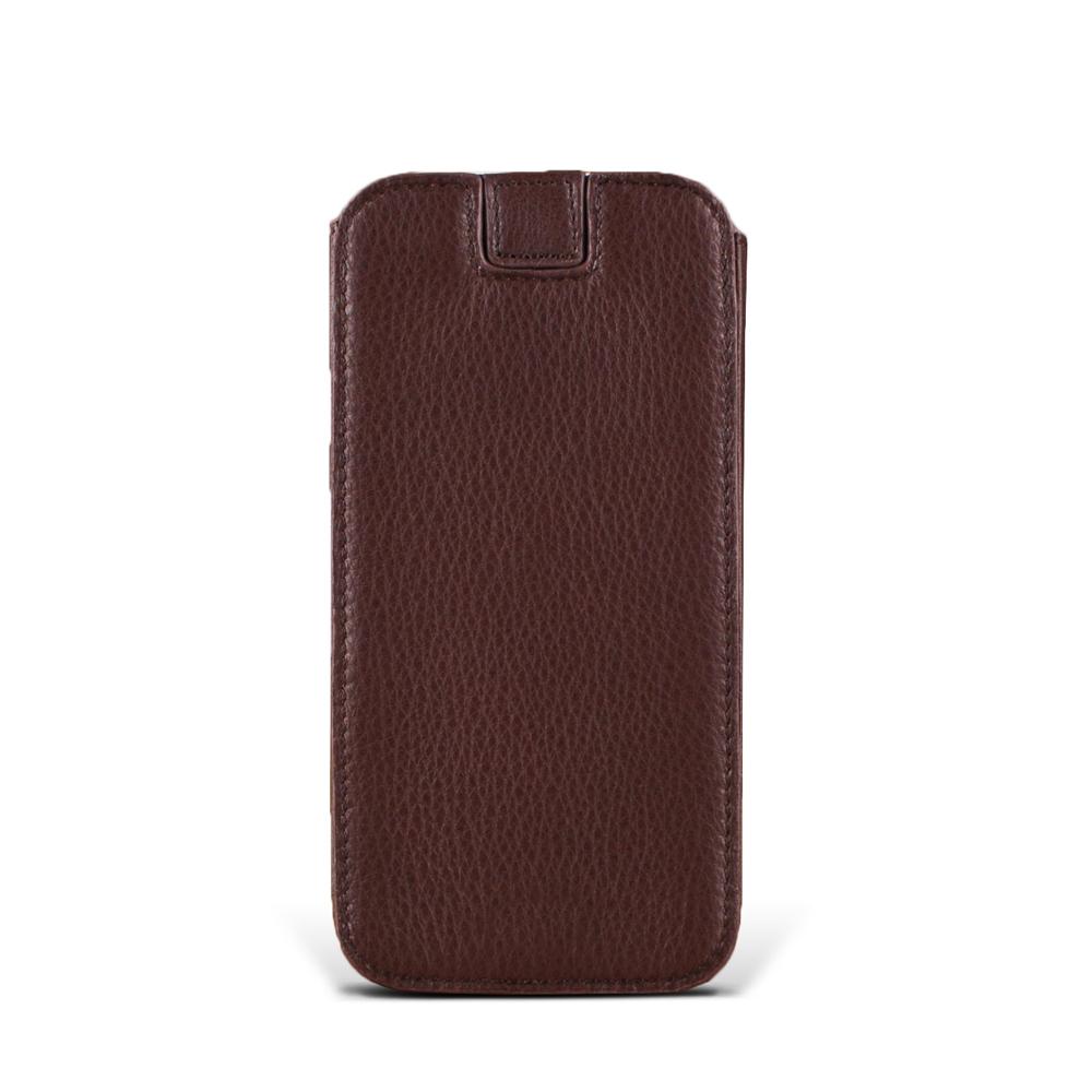 iphone i7 Plus / i8 Plus Style-E4 眼鏡盒式抽拉帶 客製皮套