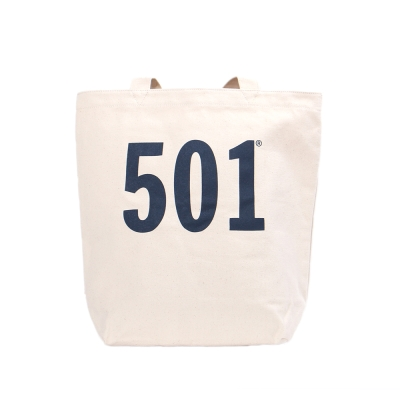 Levis 托特包 501經典字