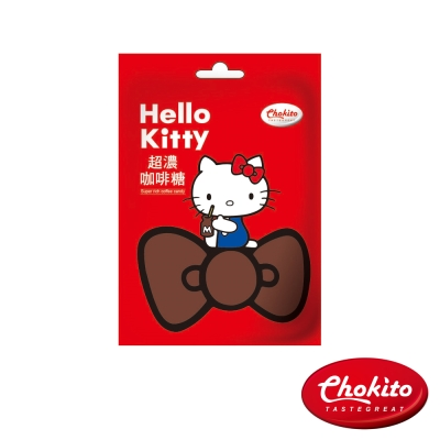 巧趣多 Hello Kitty西班牙超濃咖啡糖(40g)