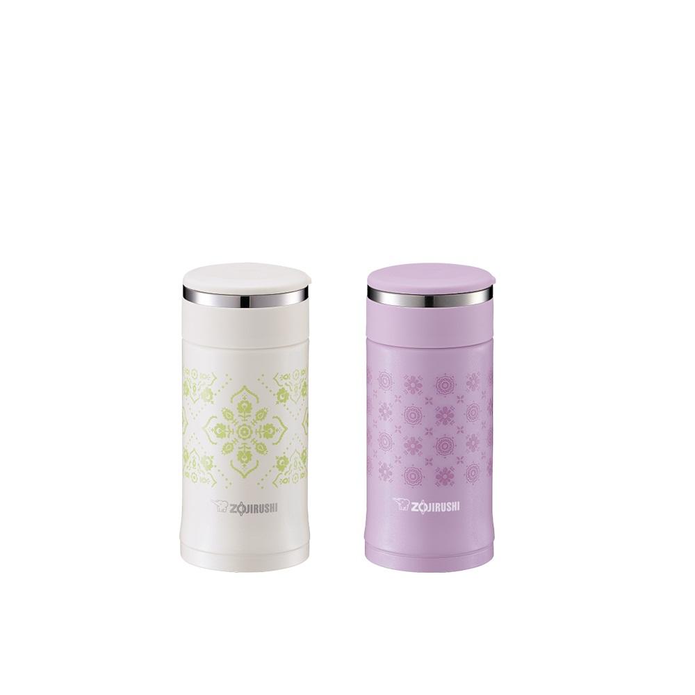 象印 0.2L 迷你型超輕巧可分解杯蓋不鏽鋼真空保溫杯(SM-ED20)